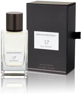 Banana Republic Icon Collection Oud Mosaic Eau De Parfum 75ml - No Colour