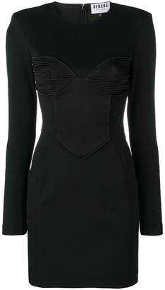 Versus fitted corset dress