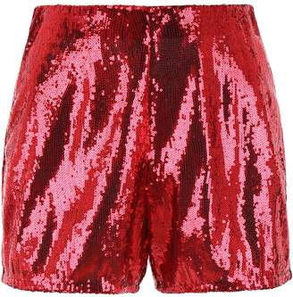 Philosophy di Lorenzo Serafini Sequins Shorts