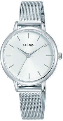 Lorus Dress Silver Watch RG251NX-9