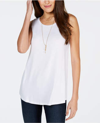 Style&Co. Style & Co Swing-Fit Tank Top