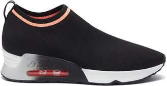 Ash 67947 'Loveless' sock knit sneakers