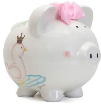 Child to Cherish Serena the Swan Pig Bank
