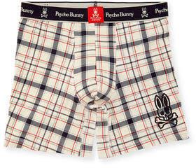 Psycho Bunny Fashion Knit Boxer Brief