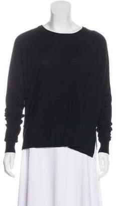 Barbara Bui Long Sleeve Wool Top