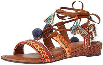 Sugar Women's SGR-Dreamweaver Wedge Sandal
