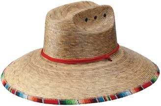 Peter Grimm Luz Palm Leaf Lifeguard Hat