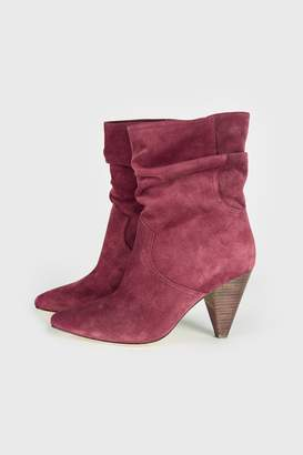 Joie Gabbissy Suede Boot