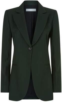 Victoria Beckham Single Breast Tailored Jacket