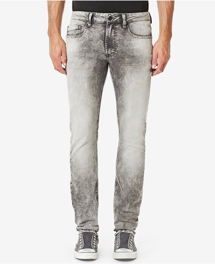Buffalo David BittonBuffalo David Bitton Men's Six-X Slim-Straight Fit Stretch Jeans