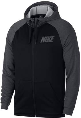 Nike Men's French Terry Dry Full-Zip Hoodie