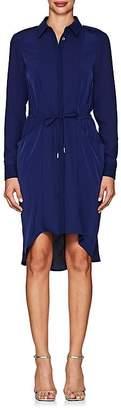 Karen Millen WOMEN'S DRAWSTRING-WAIST CREPE SHIRTDRESS