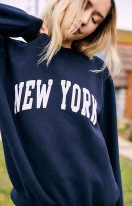 John Galt New York Crew Neck Sweatshirt