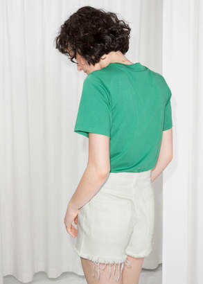 Basic Straight Fit T