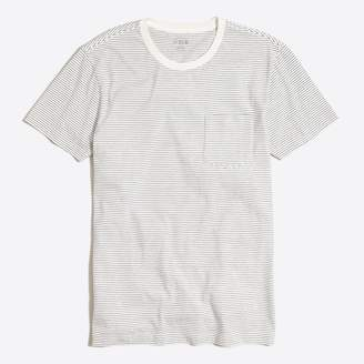 J.Crew Mercantile Broken-in bartlett striped T-shirt