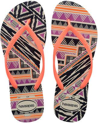 Havaianas Tribal Slim Flip-Flops