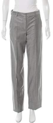 Reed Krakoff Mid-Rise Wool Pants