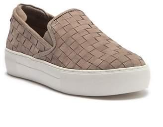 J/Slides Proper Platform Slip-On Sneaker