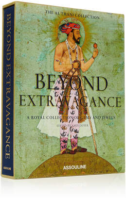 Assouline Beyond Extravagance: A Royal Collection of Gems and Jewels Book