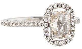 Suzanne Kalan 18K Diamond Engagement Ring
