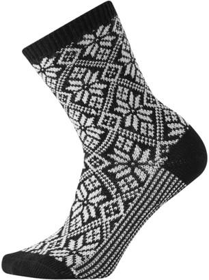Smartwool Traditional Snowflake Sock - Women's
