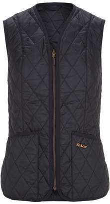 Barbour BAR L LLI0001 CLIP IN INTERAC NAVY