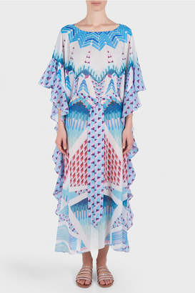 Temperley London Cote Sunshade Kaftan