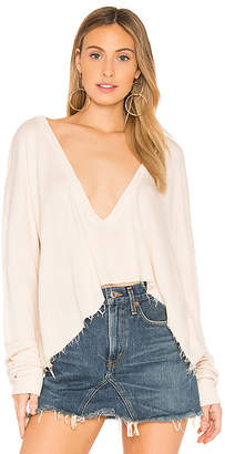 Wildfox Couture Solid Sweatshirt