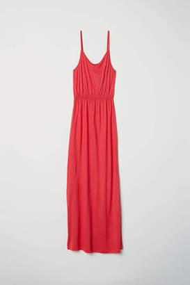 H&M Maxi Dress - Dark pink - Women
