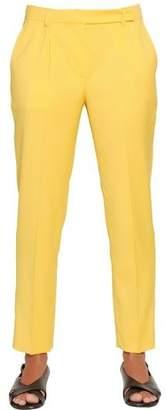 Incotex Atalia Super-Light Stretch Wool Pants