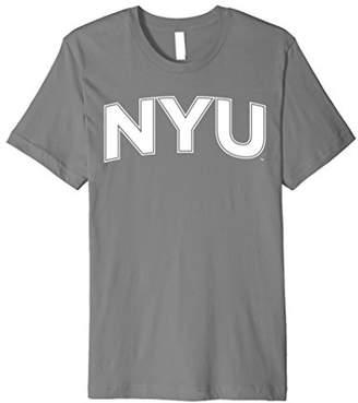NCAA New York University NYU T-Shirt nyuv1007