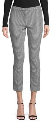 Theory Patterned Skinny Pants