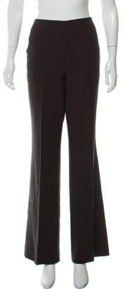 Gunex Virgin Wool High-Rise Pants