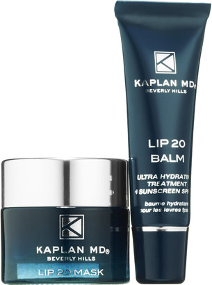 KAPLAN MD Perfect Pout Lip Mask + Lip Balm Duo $24 thestylecure.com
