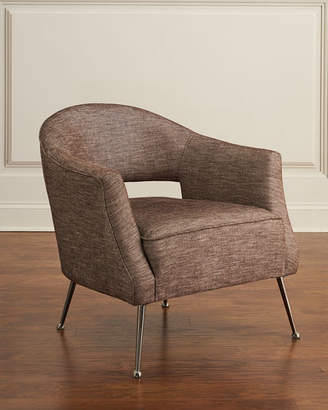 Claremont Cutout Accent Chair