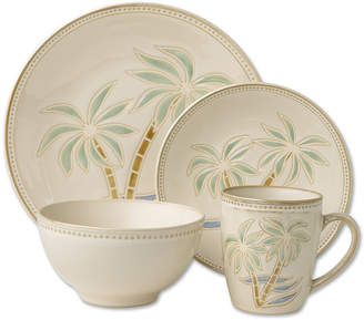 Pfaltzgraff Everyday Palm 16-pc. Dinnerware Set