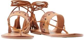 Soludos Toe strap sandals