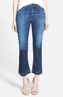 Citizens of Humanity 'Drew' Crop Flare Jeans