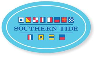 Southern Tide Nautical Flags Sticker