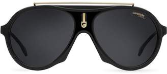 Carrera pilot frame sunglasses