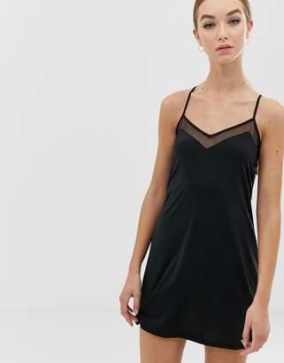Calvin Klein chemise in black