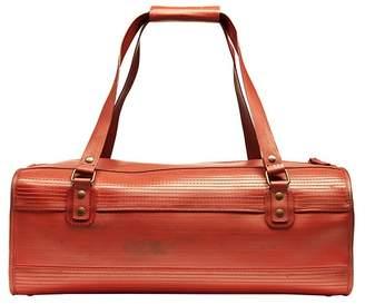 Elvis & Kresse Reclaimed Fire Hose Overnight Bag