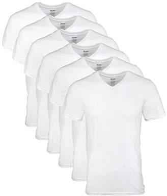Gildan Men's V-Neck T-Shirts Multipack
