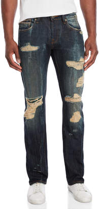 Cult of Individuality Nam Rebel Straight Selvedge Jeans