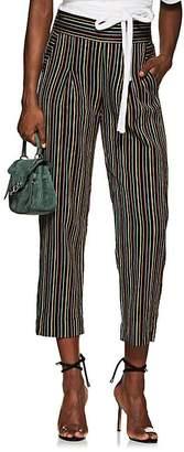 Ace&Jig Women's West Side Striped Cotton Pants