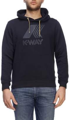K-Way Sweatshirt Sweatshirt Men