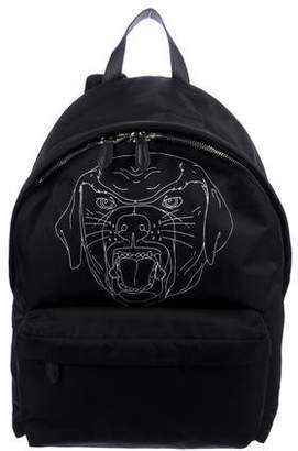 Givenchy Rottweiler Printed Backpack w/ Tags