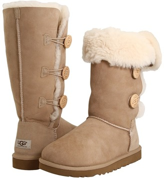 UGG Bailey Button Triplet $220 thestylecure.com