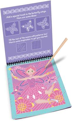 Melissa & Doug Fairy Tales Colour-Reveal Pad
