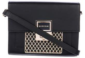 Buscemi Smooth Leather Crossbody Bag